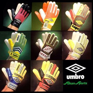 umbro goalkeeper gloves