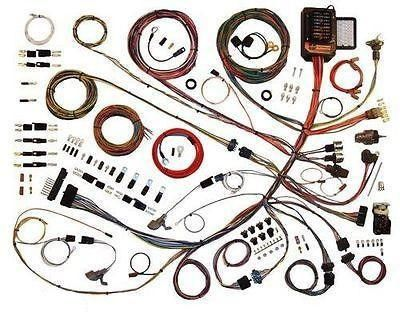 1953 1956 Ford Truck Wire Harness Wiring Kit Complete American Autowire 510303 Ford Trucks Truck Accessories Ford Ford Truck