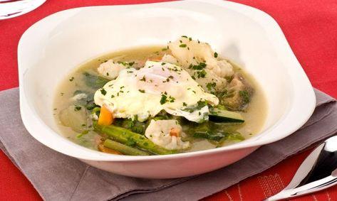 Receta De Menestra De Verduras De Invierno Bruno Oteiza Receta Sopa De Pollo Verduras Recetas De Sopa De Pollo