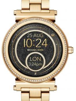 Michael Kors Mkt5021 Sofie Access Smartwatch Damen 42mm 5atm