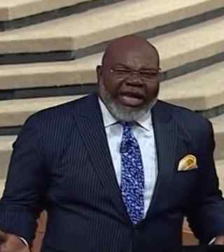 TD Jakes — Living With Uncertainty | TD Jakes