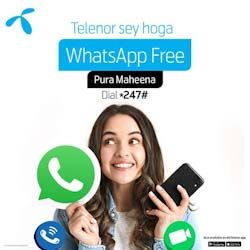 Telenor Mobile Internet Packages Daily Weekly Monthly All Details Internet Packages Internet Plans Internet Offers