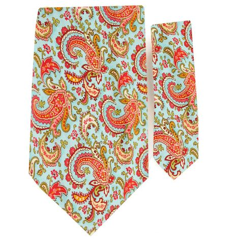 whole etsy shop of father/son neckties.  great options for the guys!