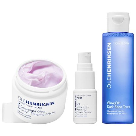 A S A P As Smooth As Possible Age Fighting Set Olehenriksen Sephora Sephora Skin Brightening Renew Skin