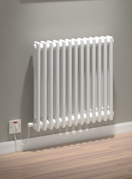 KudoxEvoraElectricColumnRadiators