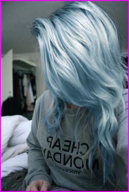 50 Blue Hair Color Ideas Hair Styles Dyed Hair Hair Color Blue