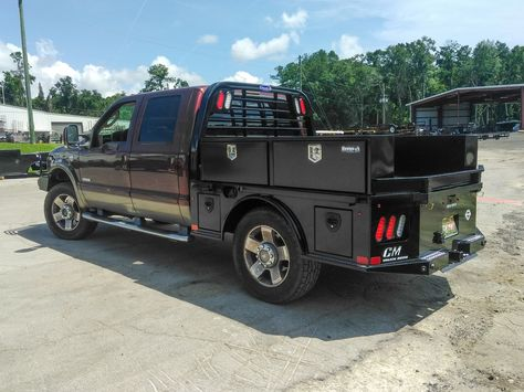 Check Our Most Recent Cm Truck Bed Sk Model With Extra Boxes Install On A Ford F250 Looks Great Http Www Triplecrowntra Custom Truck Beds Trucks Truck Bed