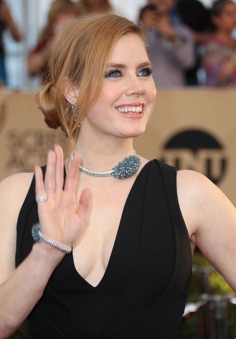Amy Adams in Cartier