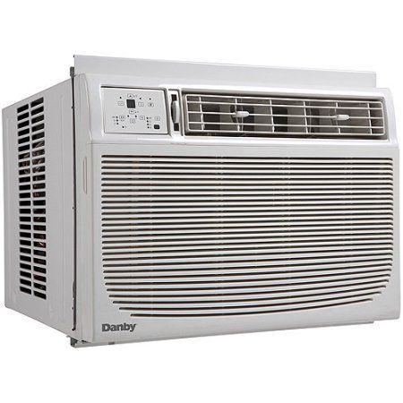 Danby Dac150eb1gdb Energy Star 15 000 Btu Room Window Air Conditioner W Remote Control Window Air Conditioner Air Conditioner Btu Air Conditioner Installation