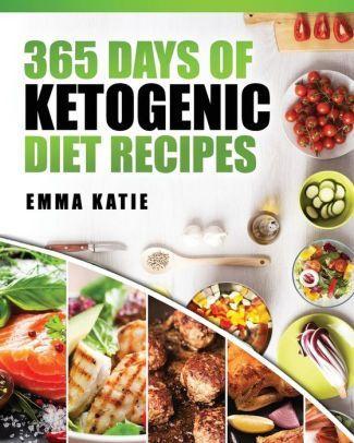 365 días de recetas de dieta cetosis
