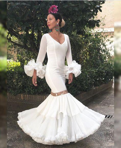 900 Ideas De Flamenca Vestidos De Flamenca Trajes De Flamenco Moda Flamenca