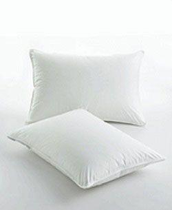 Hotel Pillow Comforel Pillows By Carpenter Co Pillows Down