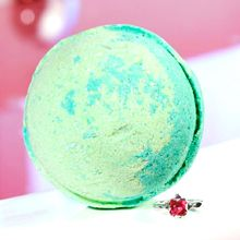 Bubbly Belle Scented Sachets Bath Bombs With Rings Fizzy