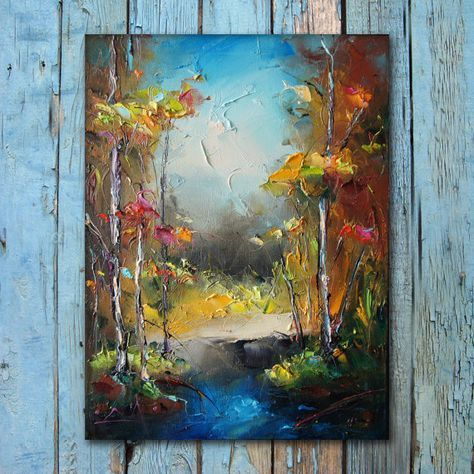 Abstract Painting Large Wall Art Painting Original Artwork Large Painting Abstract Canvas Art Modern Art Abstract Landscape Painting Oil Painting Abstract Abstract Landscape Painting Abstract Canvas Painting
