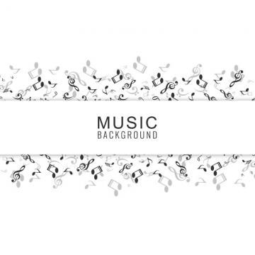 Abstract Music Notes Design Background Abstract Background