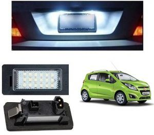 Chevrolet Beat Car License Plate Light Price 300 Car Body Cover Car License Plate Car