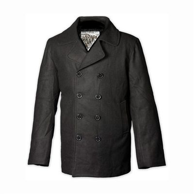Pea Coat Usp Alcatraz Coat Going To California Jackets