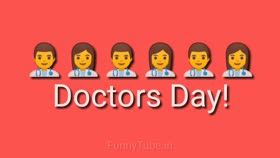 Whatsapp Status Happy Doctors Day Doctors Day Funny
