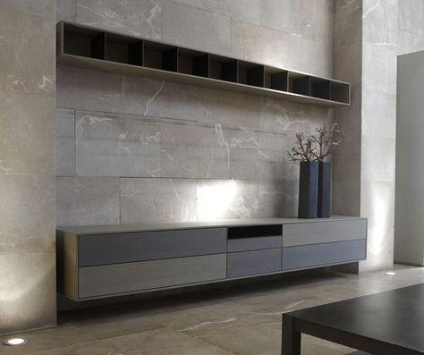 Mobile porta TV moderno ALTERNATIVE MOBIL FRESNO | forniture | Pinterest
