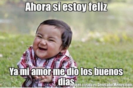 Memes Buenos Dias Amor 8 Memes De Ninas Frases Para Reirse Mucho Memes