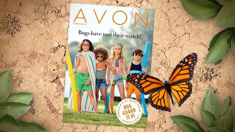 Avon Skin So Soft Bug Guard Insect Repellent is America's #1 Deet-Free repellent. Best mosquito repellent! Comes in spray, lotion and wipes. Protect your family against mosquitoes and deer ticks that may carry the Zika Virus, West Nile Virus or Lyme Disease. Check out the sunscreen for SPF protection. Moms and Kids will love this product. Try some Avon Bug Guard today by shopping Avon Representative, Mary Bertsch's, online eStore.