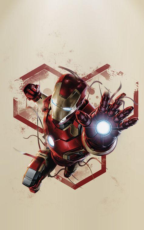 "team-daredevil: ""Tony Stark/ Iron Man wallpapers """