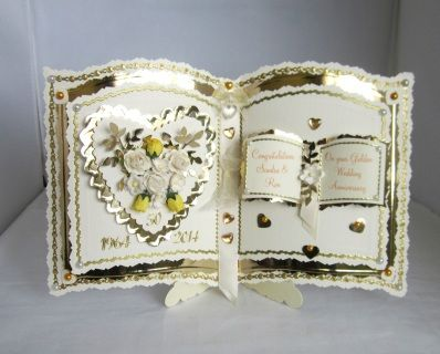 Bookatrix Cards Handmade Cards Anniversary Cards Handmade Wedding Cards Cards