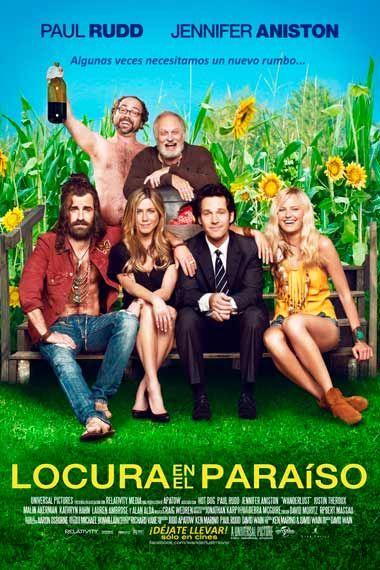 Titulo Original Wanderlust Año 2012 Audio Disponible Latino E Ingles Subtitulado Peliculas Comedia Romantica Películas Completas Peliculas De Comedia