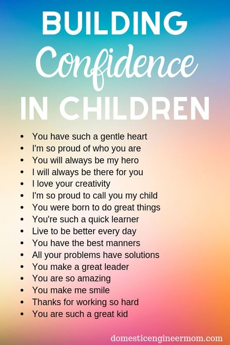 Building confidence in children can be the best gift you can give your child. See how I've handled building confident kids in our home.