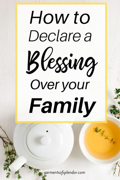 6 Powerful Verses to Pray Over your Family -