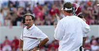 Alabama Crimson Tide Nick Saban Delivers Epic Response To Question About Lane Kiffin Confrontation