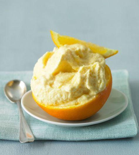 Orangeneis: Frisch, fruchtig und cremig-schmelzend - Ein Orangeneis zum Verlieben