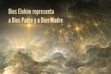 (iddsmm) Dios  Elohim Existen  Dios Padre y Dios Madre