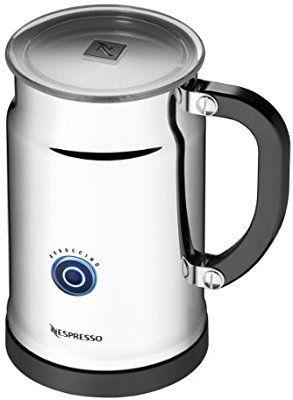 Amazon Com Nespresso Aeroccino Plus Milk Frother Older Version