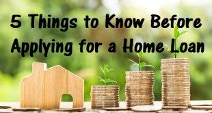 Check Before Applying Home Personal Loan Things To Know How To Apply Home Loans