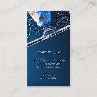 Window Cleaning Service For Hight Buildings Card Zazzle Com In 2021 Cleaning Business Cards Window Cleaning Services Cleaning Glass