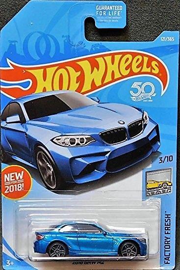 Hot Wheels 50th BMW M3 Race car mint USA card