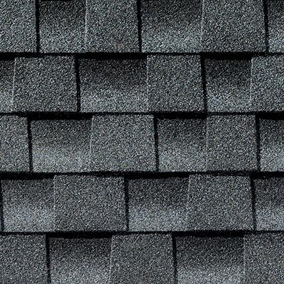 Asphault Shingle Roofs | GAF Timberline HD Pewter Gray Asphalt Shingle