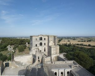 Abbaye De Montmajour Abbaye Monuments Sortie