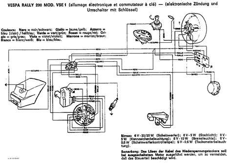 Vespa Wiring Schematic | mwb-online.co on