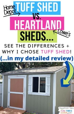 Are Home Depot Tuff Sheds Good My Wood Tuff Shed Review With