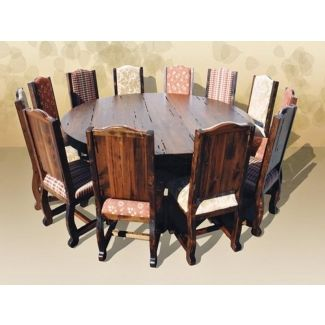 Extra Large Round Dining Room Tables With Images Large Dining