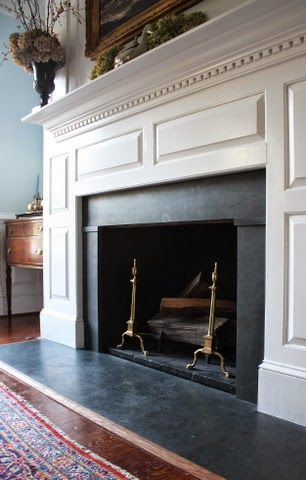 Decisions Decisions Slate Fireplace Slate Fireplace Surround