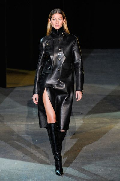 Alexander Wang, Fall 2012 - These Throwback Runway Photos of Gisele Are Amazing - Photos