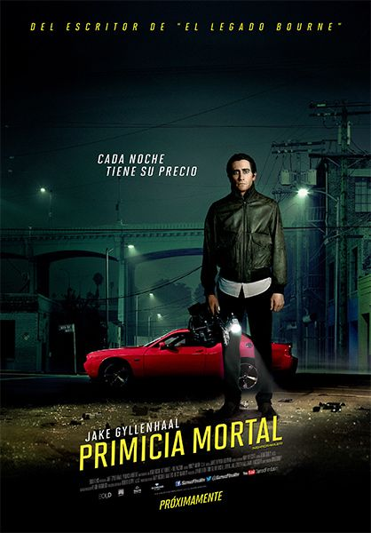 Primicia Mortal Jake Gyllenhaal Eminem Movie Posters