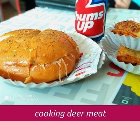 Cooking Deer Meat1812019061006115158 Cooking Gammon Ham