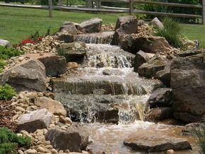 Pin On Pondless Waterfall