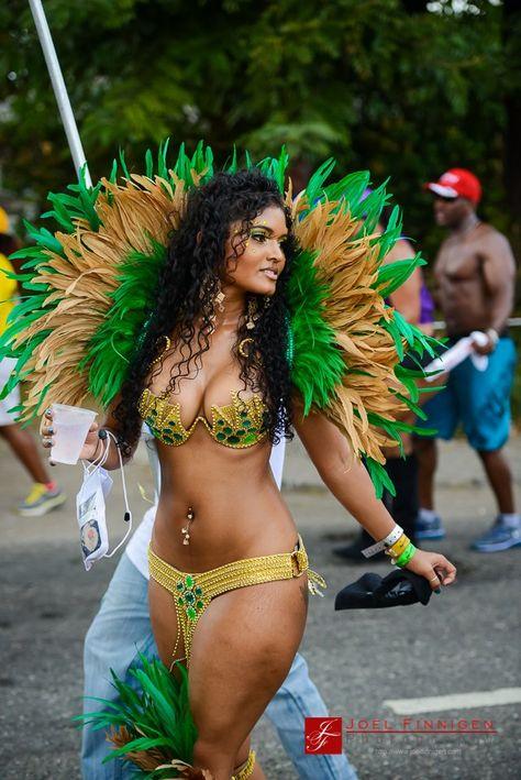 YUMA Costumes For Trinidad Carnival 2012   Trinidad