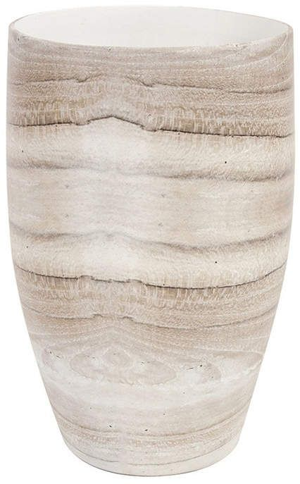 Howard Elliott Desert Sands Tapered Ceramic Vase Medium Reviews Vases Home Decor Macy S Mattress Furniture Furniture For Small Spaces Outdoor Lounge Furniture