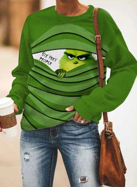 Grinch Christmas, Christmas Colors, Christmas Shirts, Ugly Christmas Sweater, Christmas Ideas, Christmas Outfits, Christmas Nails, White Christmas, Christmas Time